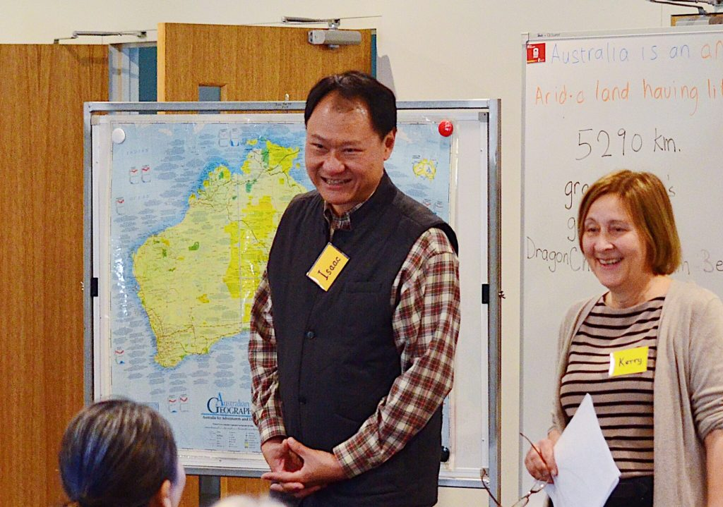 Free English Conversation Classes On Central Coast